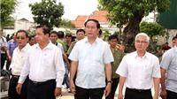 Đại tướng Trần Đại Quang gửi Thư khen và thưởng nóng lực lượng phá vụ giết 6 người tại Bình Phước