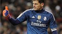 Iker Casillas CHÍNH THỨC đến Porto, chấm dứt 16 mùa khoác áo Real
