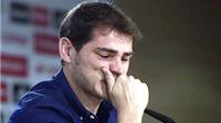Rốt cuộc, vì sao Iker Casillas phải rời Real Madrid?