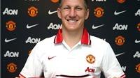 Louis van Gaal: '30 tuổi, tài năng của Schweinsteiger là không thể nghi ngờ'