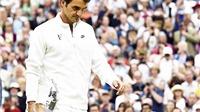 Kẻ chiến bại Federer: Vẫn là 'vị thánh' của Wimbledon