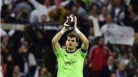 Perez: 'Tôi đã muốn Casillas giải nghệ ở Madrid'
