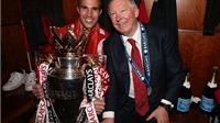 Vụ Robin van Persie rời Man United: Cuối cùng, Ferguson mới là người chiến thắng