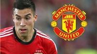 Man United đạt được thỏa thuận chiêu mộ Nicolas Gaitan