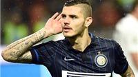 Icardi: 'Tôi cứ sút là lưới Juve sẽ rung!'