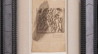 Trưng bày bức tranh 'chưa từng được công bố' của Picasso