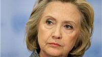 Hillary Clinton đau lòng vì 4 lính thủy đánh bộ bị thảm sát ngay trong trại tuyển quân