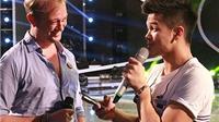 Vietnam Idol: Mark Walton về Việt Nam huấn luyện Trọng Hiếu