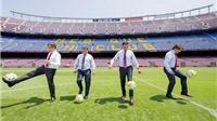 Hôm nay, hơn 100.000 hội viên Barca bầu chọn Chủ tịch mới