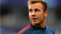 CẬP NHẬT tin tối 18/7: Mario Goetze 'bật đèn xanh' cho Juve. Schneiderlin tự hào vì bàn thắng ra mắt Man United