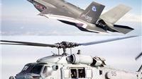 Thương vụ chấn động nước Mỹ: F-35 và trực thăng Black Hawk bất ngờ 'song kiếm hợp bích'