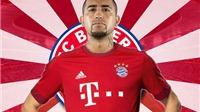 CHÍNH THỨC: Arturo Vidal gia nhập Bayern Munich với giá 40 triệu euro