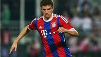 Man United sẵn sàng chi 80 triệu euro vì Thomas Mueller