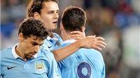 Link truyền hình trực tiếp và sopcast trận Man City - Roma ngày 21/7