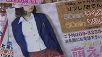 Góc tối trong văn hóa nữ sinh Nhật Bản