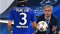 CẬP NHẬT tin sáng 22/7: Mourinho tuyên bố bán Filipe Luis. Szczesny gia nhập AS Roma