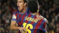 Sergio Busquets: Rất khó ngăn cản Pedro đến Man United
