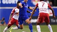New York Red Bulls 4-2 Chelsea: Begovic ra mắt bằng 4 bàn thua chỉ trong 45 phút
