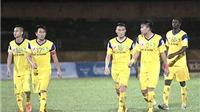 SLNA 0-1 S.Khánh Hoà BVN: SLNA thua vì đòn hồi mã thương