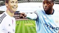 Link truyền hình trực tiếp và sopcast trận Man City - Real Madrid ngày 24/7