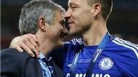John Terry: 'Mourinho ở lại, các đối thủ sợ hãi'