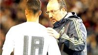 Rafa Benitez đang bơ vơ giữa Dải ngân hà