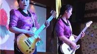 Các ban nhạc nữ Triều Tiên 'khuấy đảo' vùng biên Trung Quốc