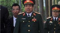 7h sáng nay, Đại tướng Phùng Quang Thanh đã về nước