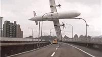 Máy bay đâm vào nhà dân ở Tokyo, Nhật Bản