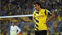 Mats Hummel tiết lộ lý do ở lại Dortmund