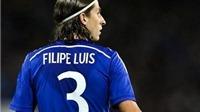 Filipe Luis CHÍNH THỨC rời Chelsea, trở lại Atletico