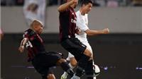 Real thắng Milan... 10-9 trên chấm 11m