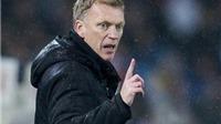 David Moyes: 'Chelsea của Mourinho chỉ đủ trình đua Top 4 ở La Liga'