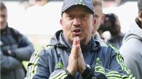 Với Benitez, hàng thủ không còn là tử huyệt của Real