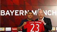 01h30 ngày 2/8, Wolfsburg - Bayern (Siêu cúp Đức): Chờ màn ra mắt của Vidal