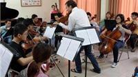 Saigon Chamber Music 2015: Khóa 'tu tập' để trở thành nghệ sĩ biểu diễn