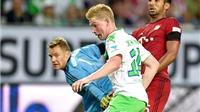 Wolfsburg lại trở thành nỗi ám ảnh đối với Pep Guardiola