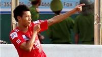 VIDEO: Cầu thủ Bình Dương phối hợp 'Tiki-taka' ghi bàn vào lưới XSKT Cần Thơ
