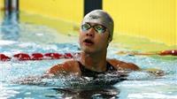 VIDEO: Đối thủ phạm quy, Quý Phước xếp cuối lượt bơi vòng loại 200m tự do nam