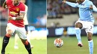 Sterling và Depay: Đây 'Ribery mới', đây 'tiểu Ronaldo'?