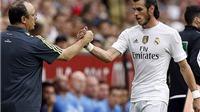 Gareth Bale: 'Hãy cho tôi đá tiền đạo, tôi sẽ mang về đây vài chiếc cúp'