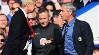 Mourinho sẽ bắt tay Wenger khi gặp lại?