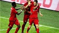 Lewandowski ghi bàn, Bayern đánh bại Real Madrid 1-0, vô địch Audi Cup