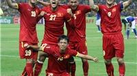 BXH FIFA tháng 8: Đội tuyển Việt Nam tụt 10 bậc. Bỉ vượt Đức để lên số 2