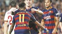 Với MSN, Barca đã sẵn sàng chinh phục 'cú ăn sáu'
