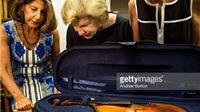 Cây đàn Stradivarius bất ngờ tái xuất sau 35 năm bị mất cắp