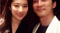 Lưu Diệc Phi cuốn theo 'làn sóng' sao Trung Quốc trúng tiếng sét ái tình trên đất Hàn