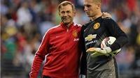 Canh bạc của Man United: Thủ môn thay thế De Gea vốn rất non nớt