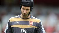 ẢNH CHẾ Petr Cech: Wenger đến gặp Mourinho đòi lại tiền, Cech là điệp viên của Chelsea