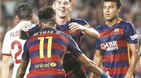 Barca chỉ kém kỉ lục của AC Milan 1 Siêu Cúp châu Âu